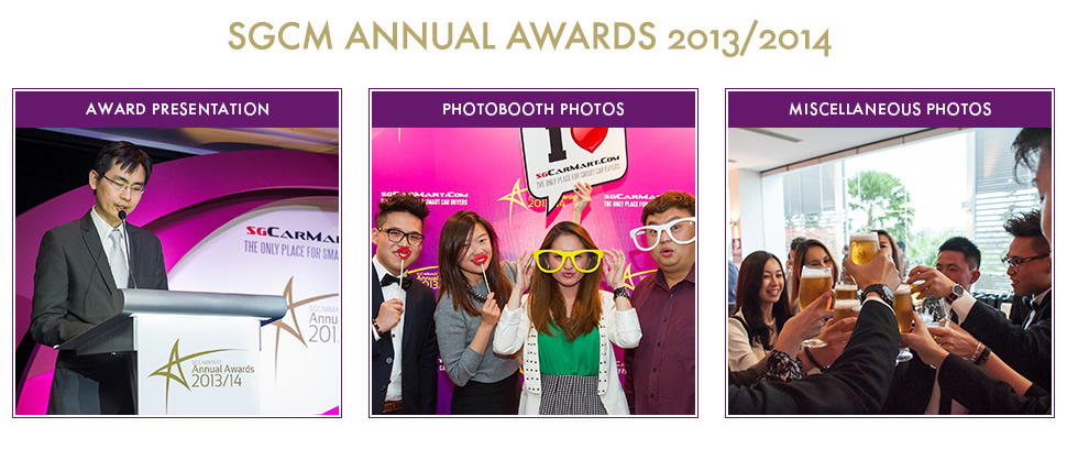 SGCM Car of the Year Event 2013/2014