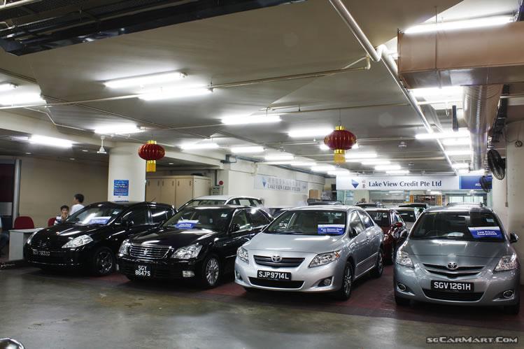 Automobile Megamart (AML) 7