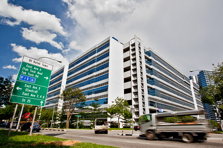 WCEGA Plaza 2