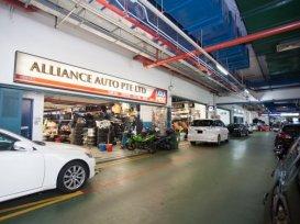 Alliance Auto Pte Ltd