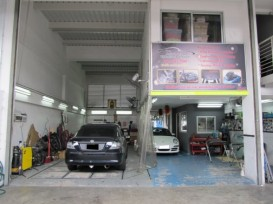 Auto - Interior Upholstery Services