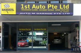 1st Auto Pte Ltd