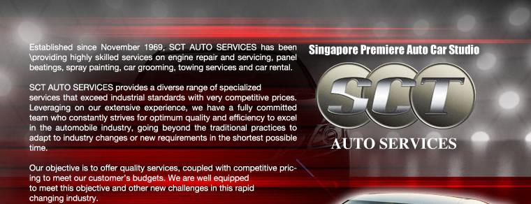SCT AUTO SERVICES PTD LTD