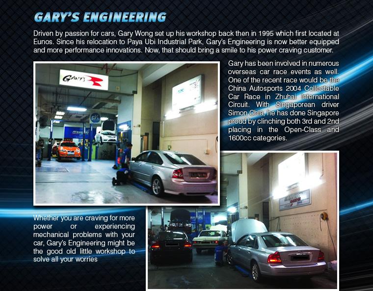 Gary Engineering