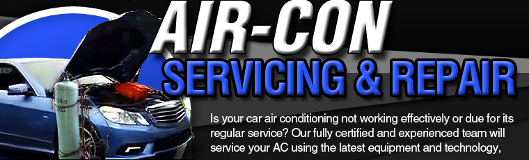 Air-con Servicing And Repair