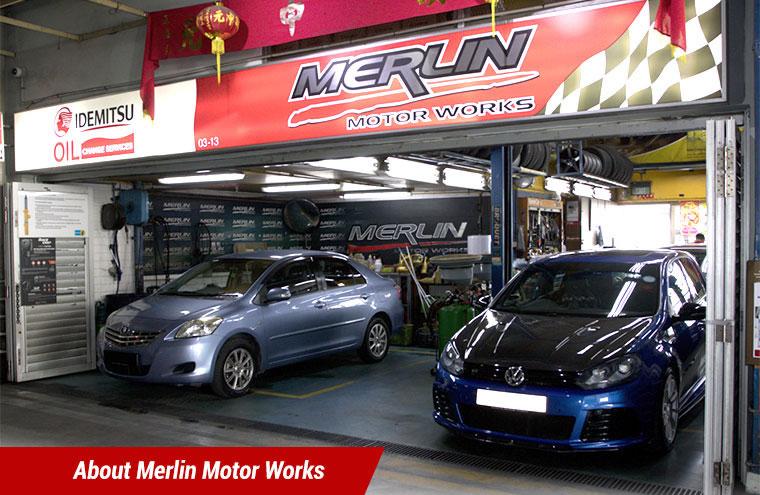MerlinMotor