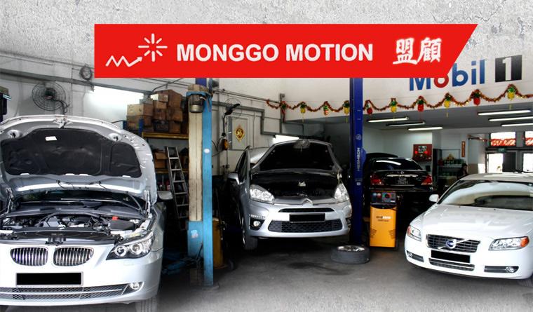 Monggo Motion