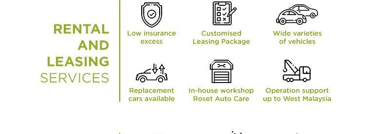 rental and leasing services