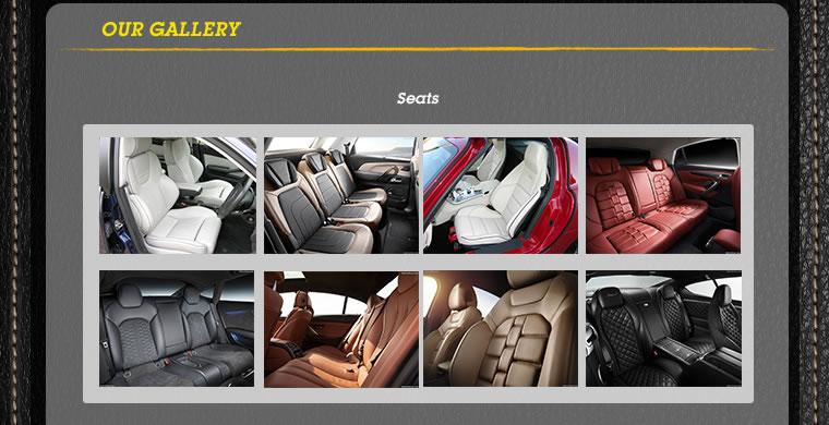 Gallery: Seats