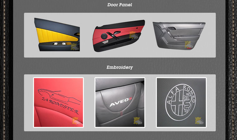 Gallery: Door Panel