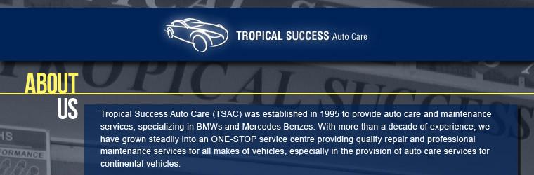 Tropical Success Auto Care Sgcarmart