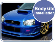 Bodykits Installation