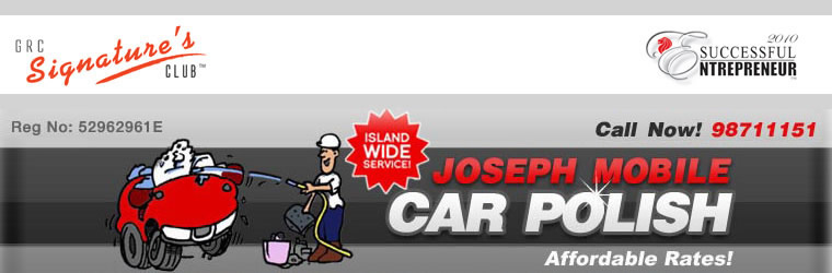 Joseph Mobile Car Polish