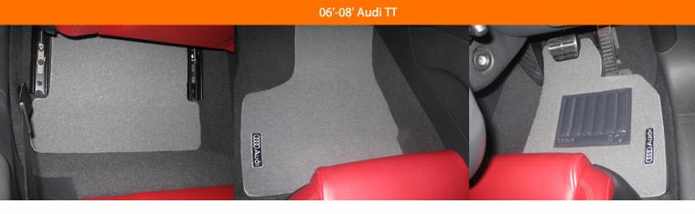 06'-08' Audi TT