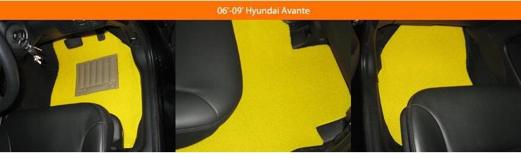 06'-09' Hyundai Avante
