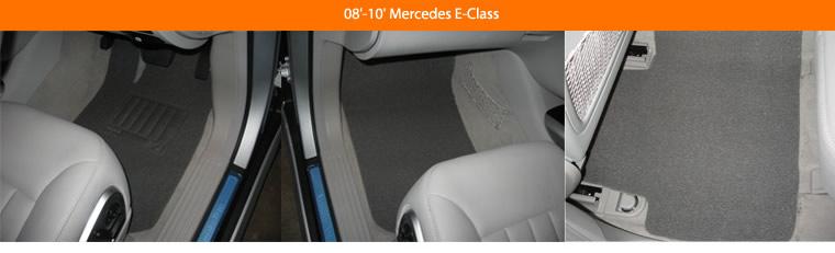 08'-10' Mercedes E-Class