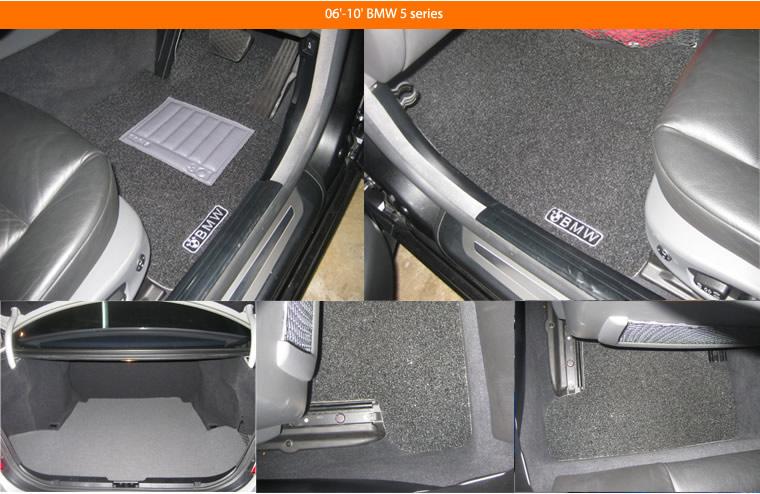 06'-10' BMW 5 series