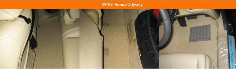 05'-09' Honda Odyssey