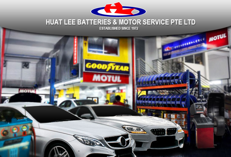 Huat Lee batteries & motor pte ltd
