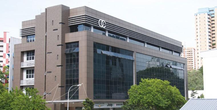 OC Building