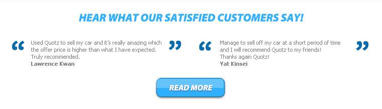 Satified Customer