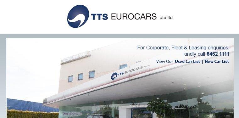 TTS EUROCARS Pte Ltd
