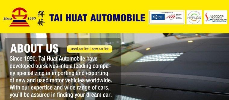 Tai Huat Automobile Pte Ltd