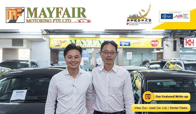 Mayfair Motoring