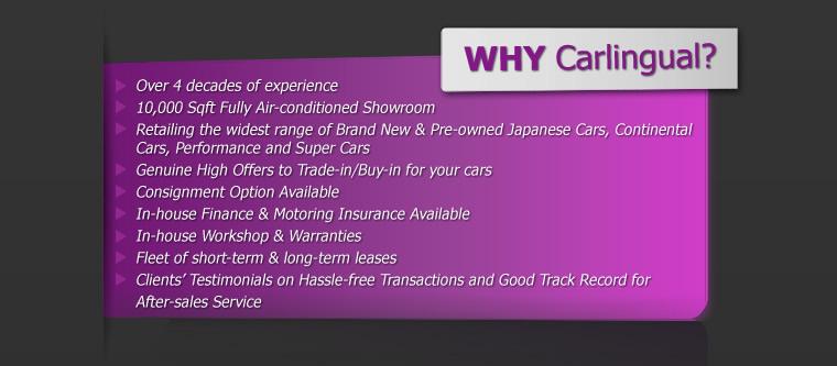 Why Car Lingual