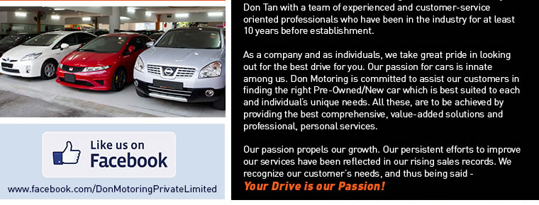 Your Drive is our Passion