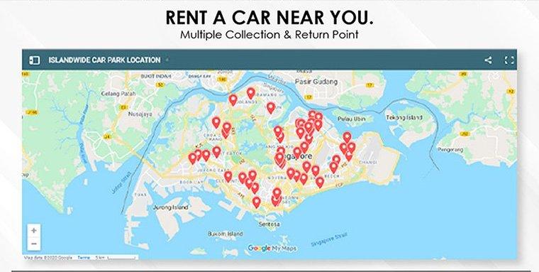 rent a car near you