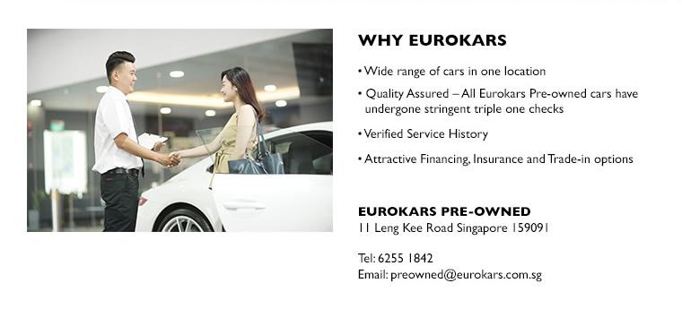 Why Eurokars
