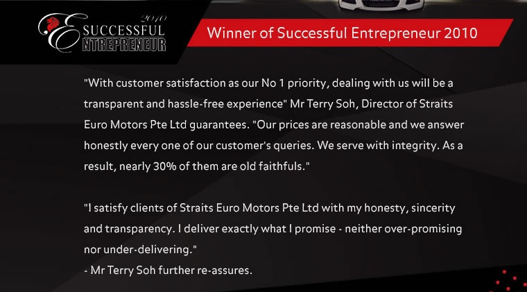 successful entreprenur