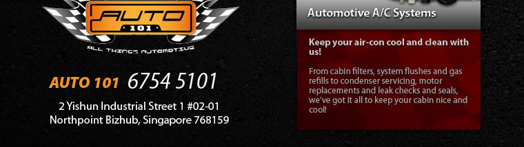 Automotive A/C Systems