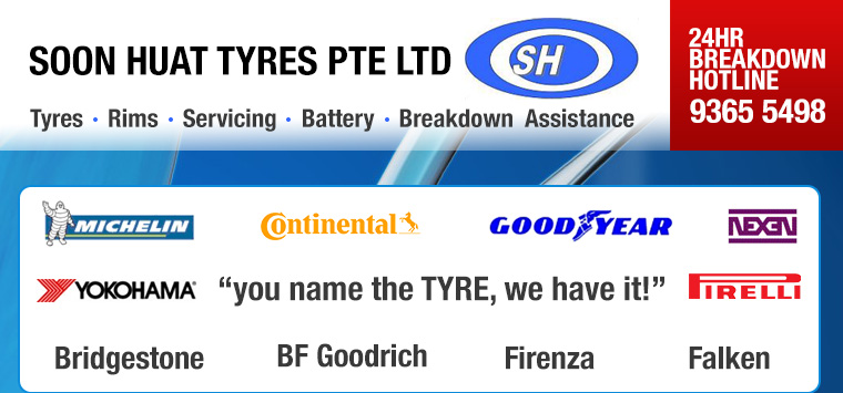 SOON HUAT TYRES PTE LTD