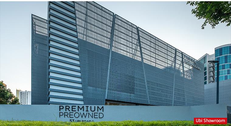 Premium preowned 53 ubi road