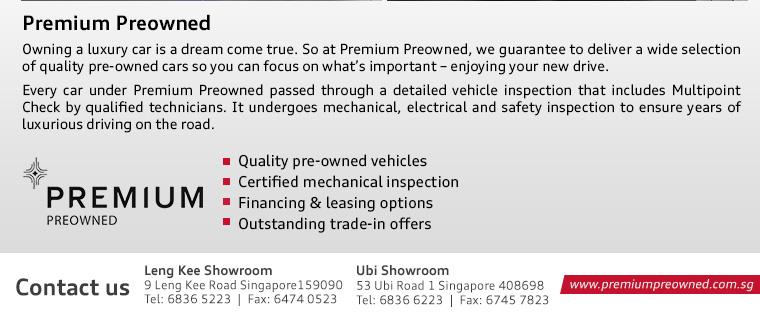 Premium preowned