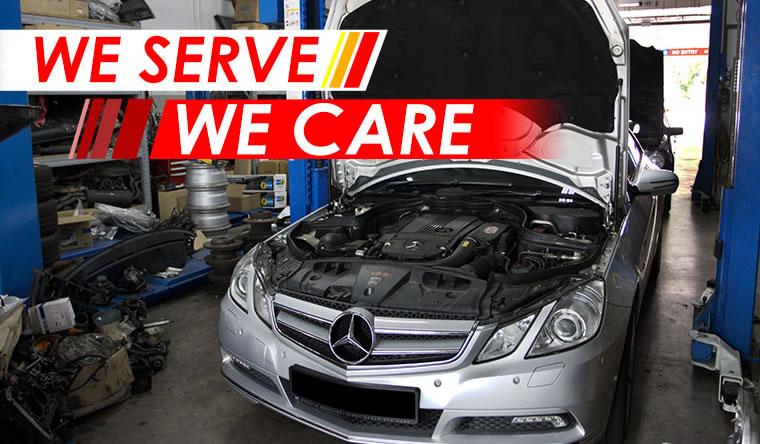 We Serve We Care