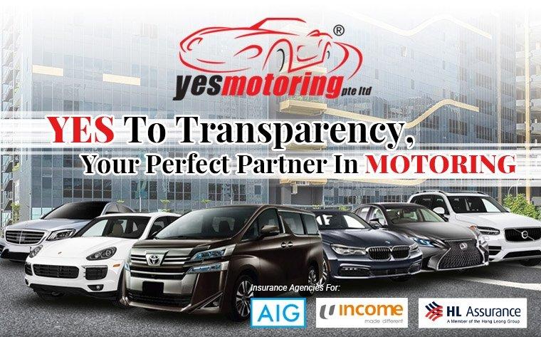 Yes Motoring