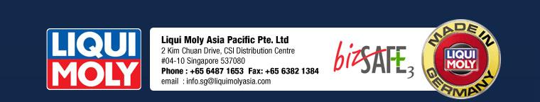 Liqui Moly Asia Pacific Pte Ltd
