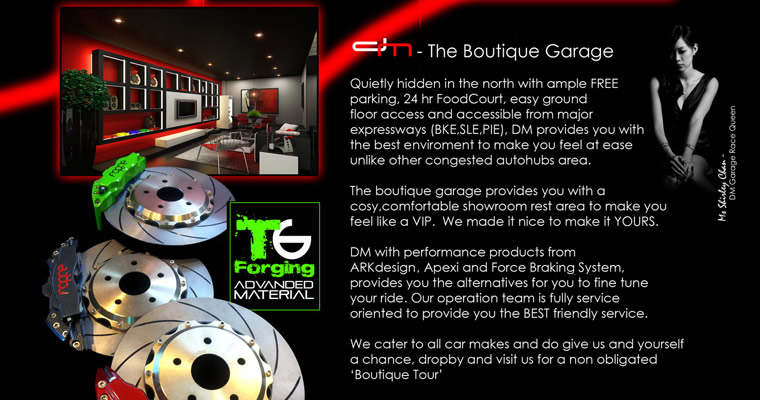 The Boutique Garage