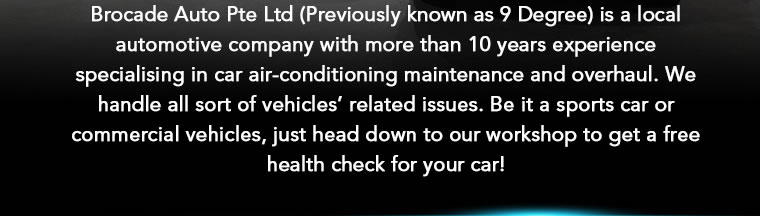 Benefit Of Our Customized Air Conditioning Package