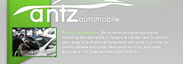 Antz Automobile