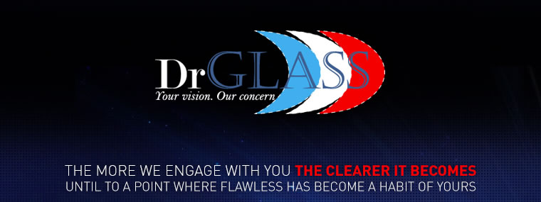 DR Glass