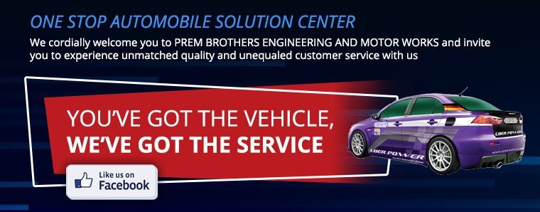 Vehicle And Service
