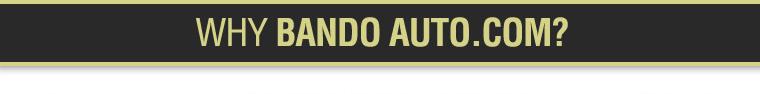 Why bando auto