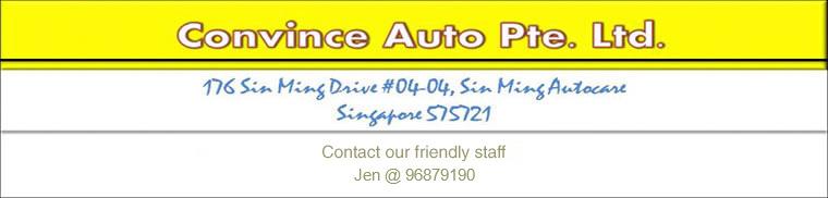 Convince Auto Pte Ltd