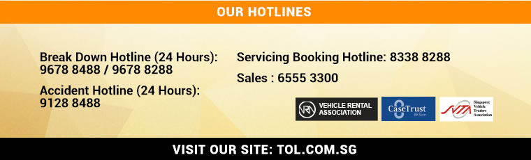 Our Hotlines
