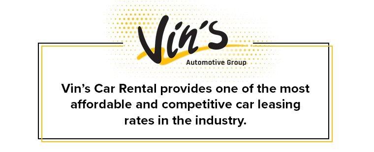 vin's automotive group