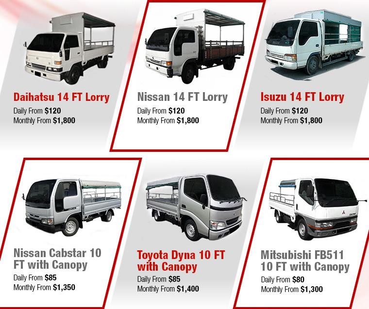 More Commercial Vehicle Fleet